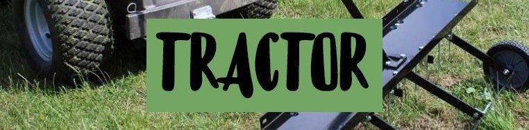 escarificador para tractor cortacesped