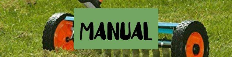 escarificador manual